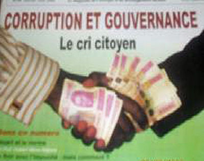Cameroon's National Anti-Corruption Commission is ineffective, the anti-corruption international watchdog group Global Integrity said in a 2009 report. (Photo courtesy of Bonaberi.com)