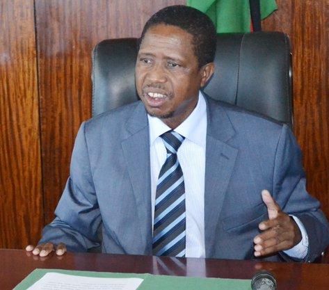 Edgar Lungu (Photo courtesy of  WinstonMuleba,blogspot.com)