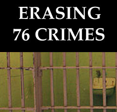 The Erasing 76 Crimes blog began in 2012. Since then, it has been read by more than 1.7 million unique visitors.