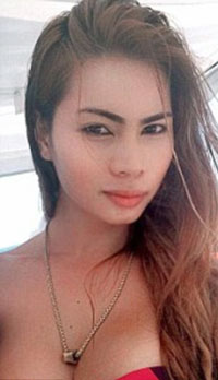 Jennifer Laude (Facebook photo courtesy of the Daily Mail)