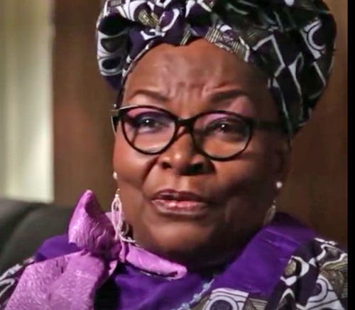 Alice Nkom of Cameroon (Photo courtesy of The Daily Beast)