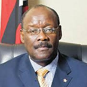 David Parirenyatwa, health minister of Zimbabwe. (Photo courtesy of iCASA 2015)