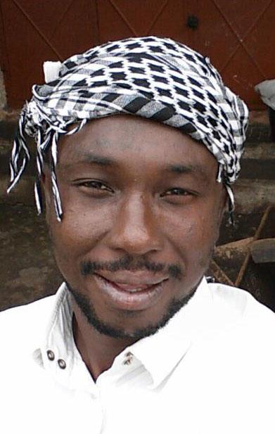 Sulley Fuseini, also known as Doya Dundu (Photo courtesy of the Rev. Jide Macauley via Facebook)