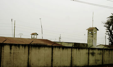 Gambia's Mile 2 Prison (Photo courtesy of the Oxonian Globalist)