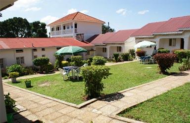 Kijjungu Hill Hotel in Hoima, Uganda.