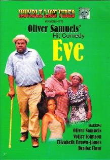 """Promo for Oliver Samuels' comedy """"Eve."""""""
