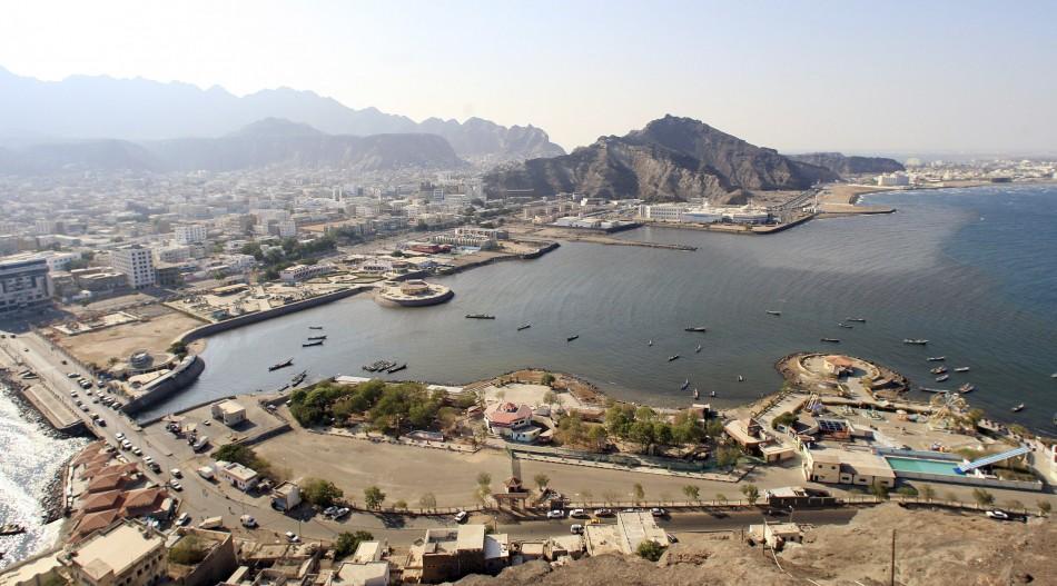 Port of Aden in Yemen. (Photo courtesy of SigmaLive.com)