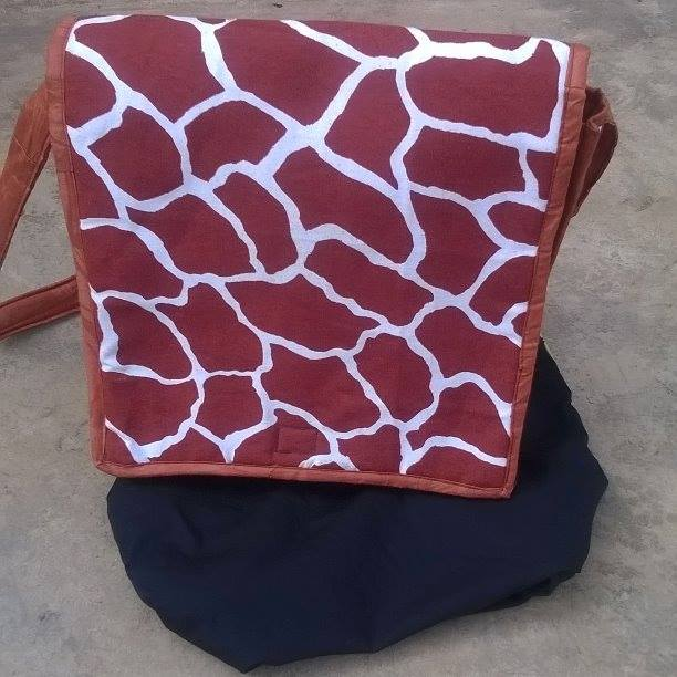 Stylisth bag designed and manufactured by His Grace Fashion and Design.