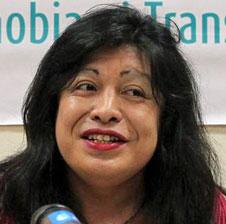 Amancay Diana Sacayán (Photo courtesy of DW.com)