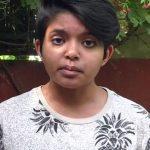 "Shivani ""Shivy"" Bhat (Photo courtesy of TheNewsMinute.com/YouTube)"