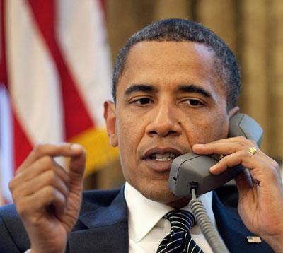 President Barack Obama (Photo courtesy of Wikimedia Commons)
