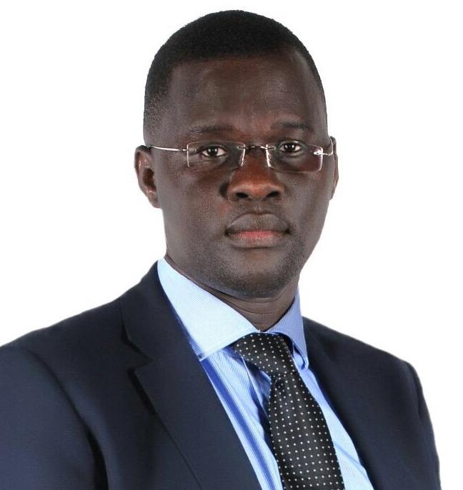 Nicholas Opiyo, executive director of Chapter Four (Photo courtesy of Human Rights Watch)