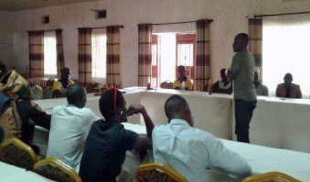 Rainbow Health Foundation coordinators attend a recent communication skills workshop