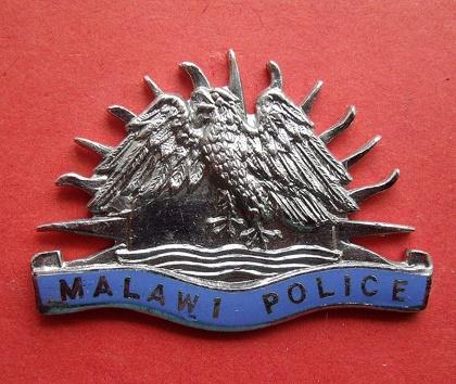 Malawi-Police emblem