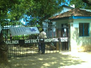 Malindi District Hospital (Photo courtesy of CountyOnline.co.ke)