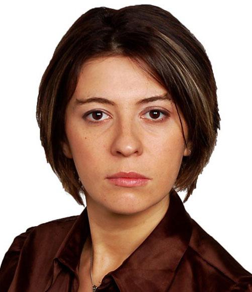 Natalia Antelava (Photo courtesy of BBC)