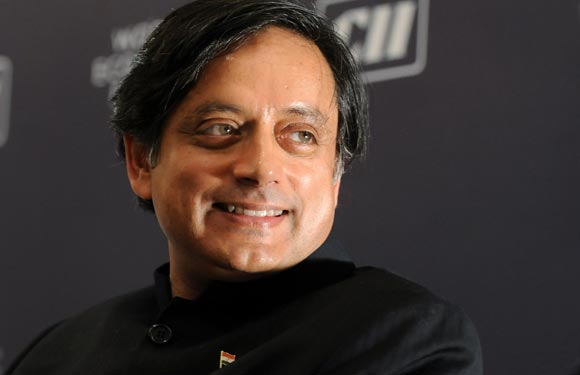 """Indian member of parliament Shashi Tharoor: """"Section 377 is a British relic, drafted in 1860 and based on outdated Victorian morals. It has no place in a modern nation like India. """" (Photo courtesy of ClaytonLadueRotary.org)"""