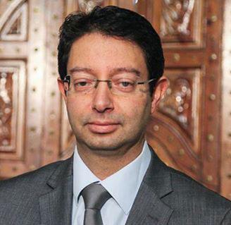 Ahmed Zarrouk, Tunisia's secretary-general (Photo courtesy of tap.info.tn)