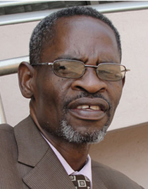 Ken Msonda, Peoples Party spokesperson, calls for homosexuals to be killed. (Photo courtesy of Nyasa Times)