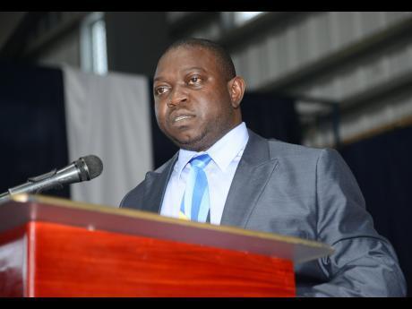 Norman Allen, president of the Jamaica Teachers' Assn. (Photo courtesy of the Jamaica Gleaner)