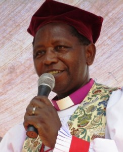 Ugandan Archbishop Stanley Ntagali walked out of the Primates 2016 meeting in protest of the involvement of representatives of the Episcopal Church and the Anglican Church of Canada. (Photo courtesy of Episcopal Cafe)