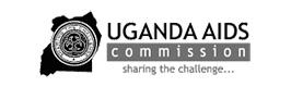 Logo of the Uganda Aids Commission