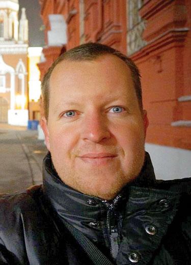 "Viachaslau ""Slava"" Bortnik (Photo courtesy of MetroWeekly.com)"