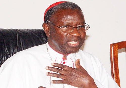 Cardinal Theodore Sarr (Photo courtesy of Ghana Web)