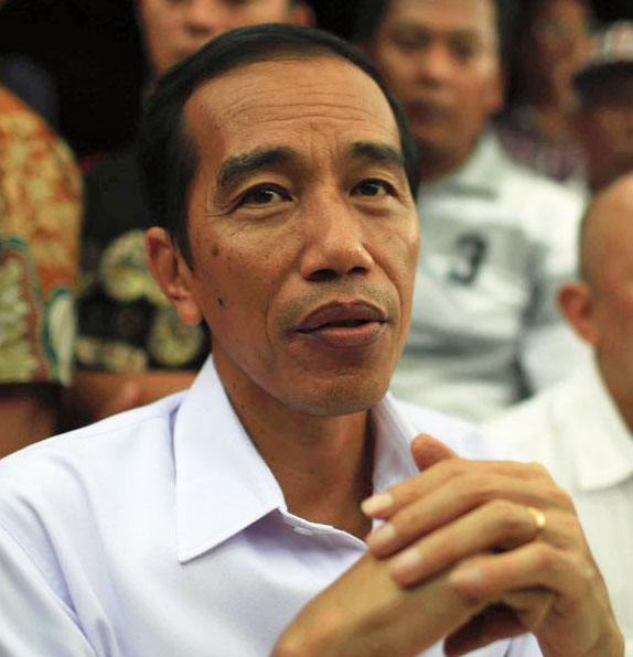 "Indonesian President Joko ""Jokowi"" Widodo (Photo courtesy of abc.net.au)"