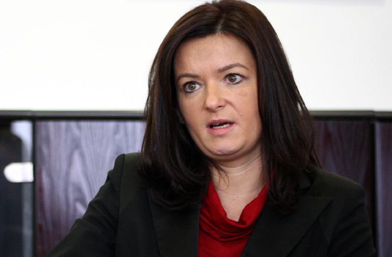Tanja Fajon (Photo courtesy of Sarajevo Times)