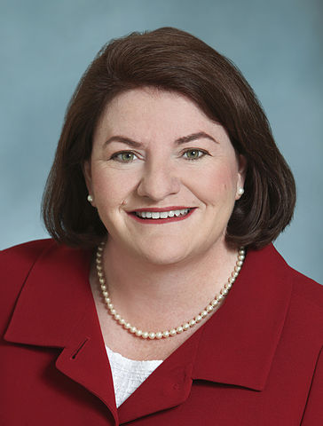 California State Assembly member Toni G. Atkins, former speaker of the Assembly.