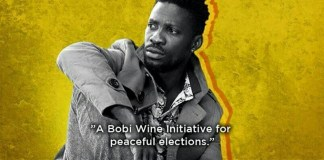 Bobi Wine (Photo courtesy of MatookeRepublic.com)