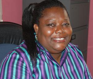 Nana Oye Lithur, Ghana's Minister of Gender, Children, and Social Protection (Photo courtesy of Skyypowerfmonline.com)