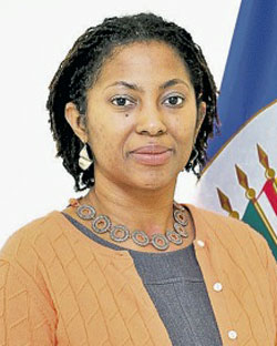 Tracy Robinson, Special Rapporteur on the rights of LGBTI people at the Inter-American Commission on Human Rights