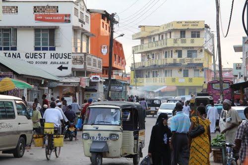 Malindi shopping street. (Photo courtesy of TripMundo.com)