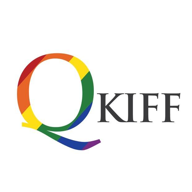 Logo of the Queer Kampala International Film Festival.
