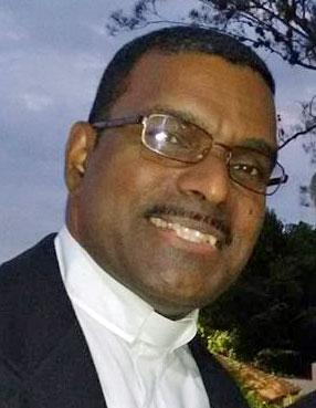 The Rev. Sean Major-Campbell (Photo courtesy of Facebook)