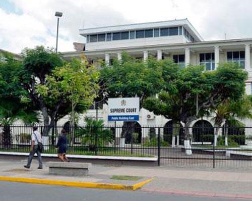 Jamaica Supreme Court. (Photo courtesy of the Jamaica Gleaner)