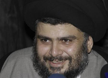 Muqtada al-Sadr  (Photo courtesy of Unaknet.do)