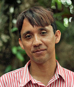 Caleb Orozco, leader of the United Belize Advocacy Movement