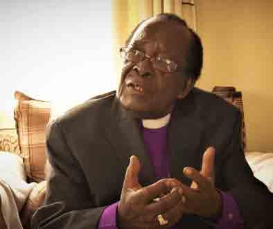 Christopher Senyonjo (Barigye Ambrose photo courtesy of Kuchu Times)
