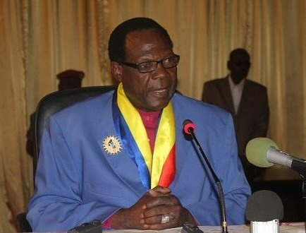 Delwa Kassire Coumakoye, former prime minister of Chad (Photo courtesy of the Journal du Tchad)