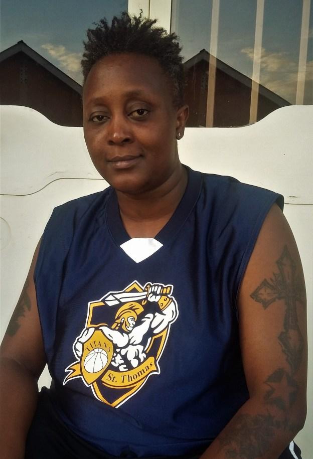 Diane Sydney Bakuraira (Barigye Ambrose photo courtesy of Kuchu Times)