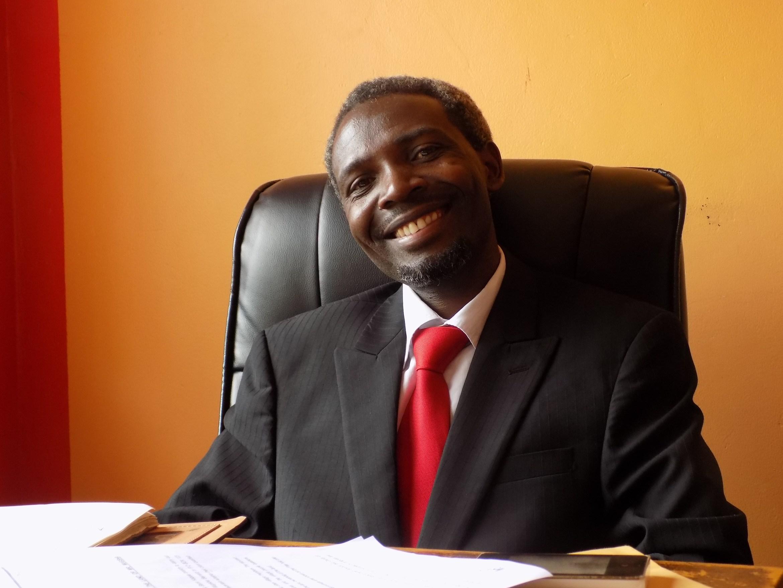 Pastor Samson Turinawe (Barigye Ambrose photo courtesy of Kuchu Times)