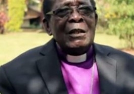 Bishop Christopher Senyonjo describes the importance of the Queer Kampala International Film Festival. (Click image to watch the video.)