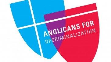 Logo of Anglicans for Decriminalization