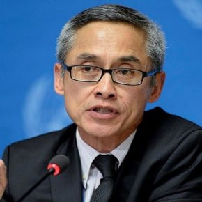 Vitit Muntarbhorn, the first UN independent expert on sexual orientation and gender identity. (Jean-Marc Ferré photo courtesy of the UN)