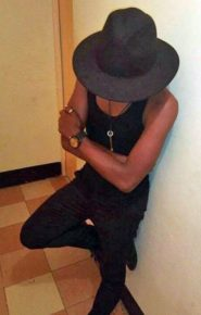 Salim Kakooza (Photo courtesy of Simon Kwesigabo)