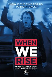 """""""When We Rise"""" on ABC in the United States tells the story of the LGBT rights movement in the United States. Jamaica cable TV company Flow has refused to air it. (Photo courtesy of ABC)"""