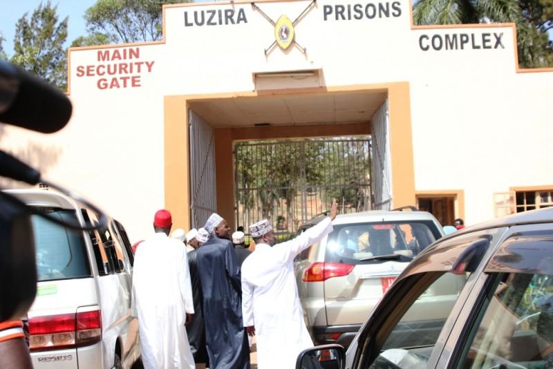 Luzira Prison (Photo courtesy of Chimp Reports)